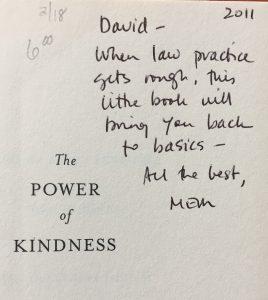inscription: