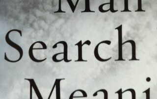 title page Man's search for meaning